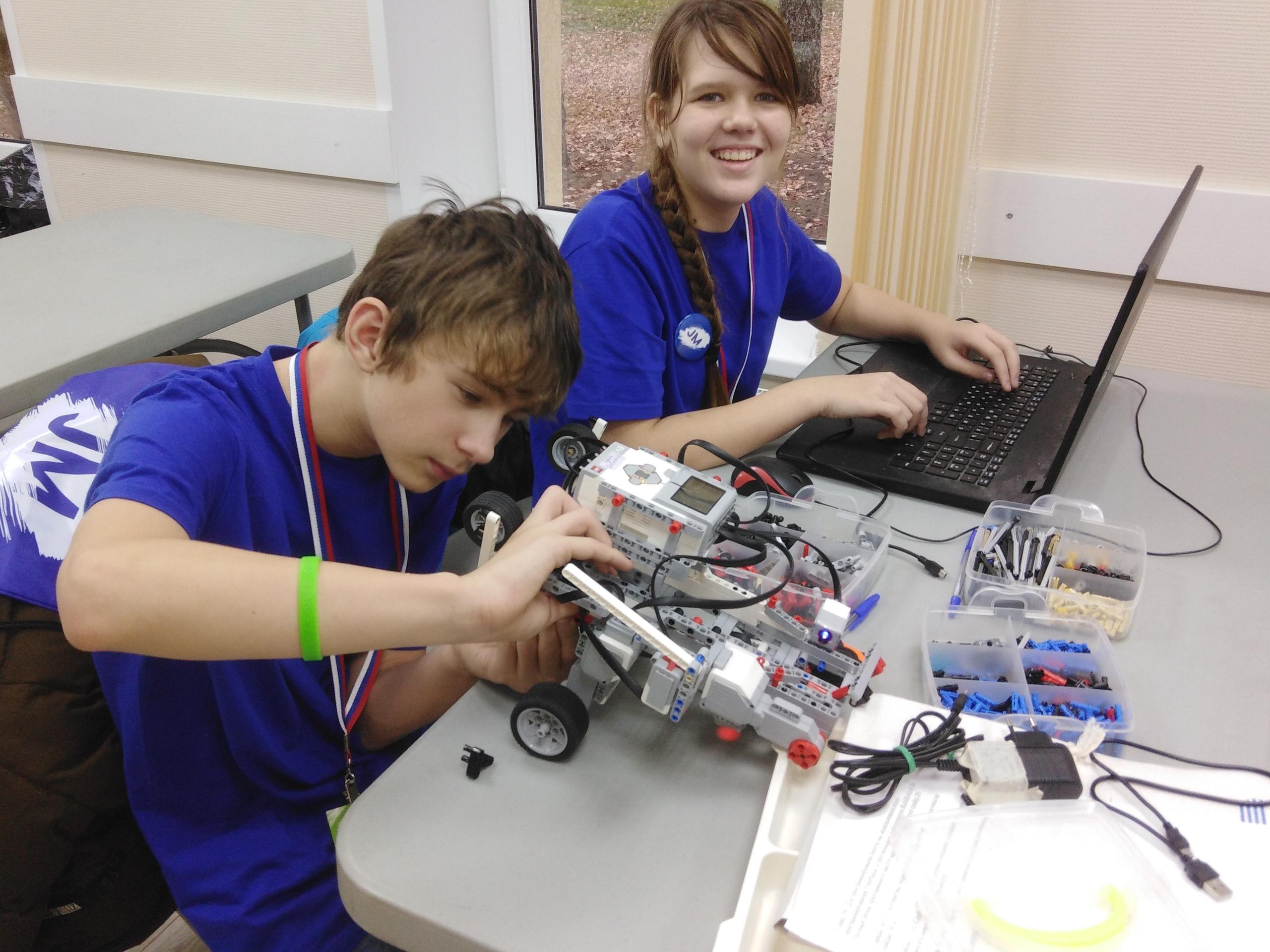 В Зауралье пройдет конкурс по робототехнике на Кубок Губернатора Курганской области